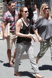 Amy Adams - out in Taormina, Italy 6/15/13