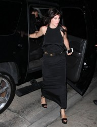 Courteney Cox - celebrates her birthday at Giorgio Baldi in Santa Monica 6/15/13