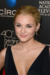 Haley King - 40th Annual Daytime Emmy Awards in Beverly Hills 6/16/13