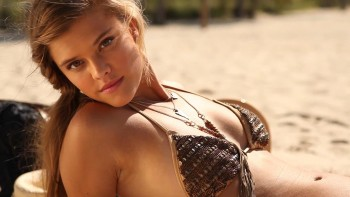 Nina Agdal - LeMar Swimwear 2014