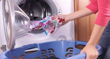 Mencuci dengan mesin cuci - Ist