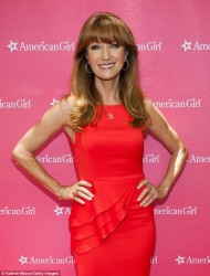 Jane Seymour - 'An American Girl: Saige Paints The Sky' premiere in LA 6/28/13