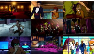 Download Scooby Doo Stage Fright (2013) 720p WEB DL 550MB Ganool