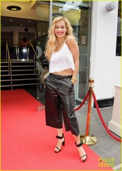 Rita Ora - 2013 Fashion Retail Academy Awards in London 7/2/13