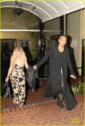 Ashlee Simpson - Out in Hollywood 7/1/13