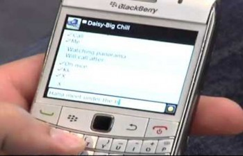 BlackBerry eror - Ist.