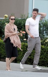 Amy Adams - out in Vancouver 7/2/13