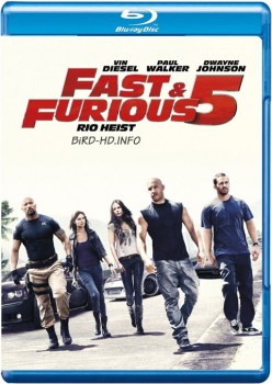 Fast Five 2011 m720p BluRay x264-BiRD