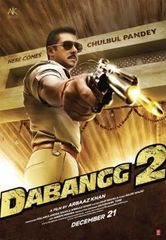 ����������� 2 / Dabangg 2 (2012)