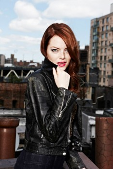 Emma Stone 2010 Wonderland Magazine NEW outtakes