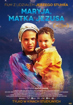 Polski plakat filmu 'Maryja, Matka Jezusa'