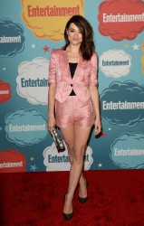 Crystal Reed - EW's Annual Comic-Con Celebration in San Diego 7/20/13