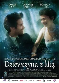 Przód ulotki filmu 'Dziewczyna Z Lilią'
