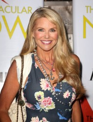 Christie Brinkley - 'The Spectacular Now' screening in Montauk 7/26/13