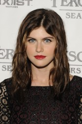 Alexandra Daddario - 'Percy Jackson: Sea Of Monsters' Hamptons Premiere in NY 7/28/13