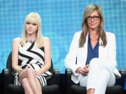 "Anna Faris @ ""Mom"" Panel during TCA Summer Press Tour in Beverly Hills 