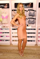 Erin Heatherton - Victoria's Secret Celebrates Body By Victoria in NYC 7/30/13