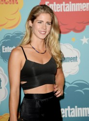 Emily Bett Rickards - EW's Annual Comic-Con Celebration in San Diego 7/20/13