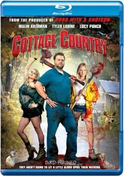 Cottage Country 2013 m720p BluRay x264-BiRD