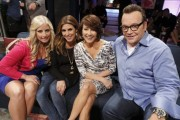 Patricia Heaton with Tom Arnold & friends