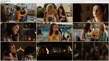 Download Easy A (2010) BluRay 720p 800MB Ganool