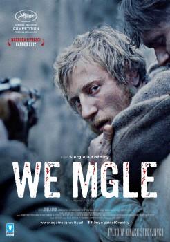 Polski plakat filmu 'We Mgle'