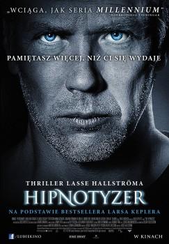 Polski plakat filmu 'Hipnotyzer'