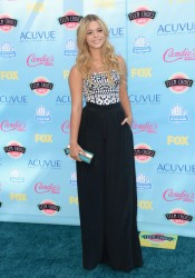 Sasha Pieterse - 2013 Teen Choice Awards 8/11/13