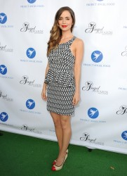 Eliza Dushku @ Angel Food awards 2013, LA, 10.08.13 - 9HQ