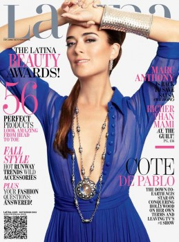 528e7e270172848 Cote de Pablo – Latina September 2013 photoshoots