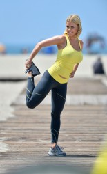 131cf3270454463 [Ultra HQ] Carrie Keagan   at a photoshoot in LA 8/13/13 high resolution candids