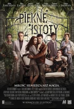 Polski plakat filmu 'Piękne Istoty'
