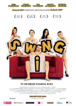 Przód ulotki filmu 'Swing'