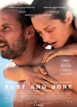 Polski plakat filmu 'Rust And Bone'