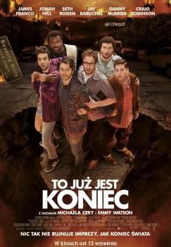 Polski plakat filmu 'To Już Jest Koniec'