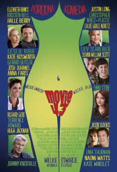 Polski plakat filmu 'Movie 43'