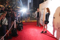 Rachelle Lefevre - 3rd Annual LA Food & Wine Festival Opening Night 8/22/13
