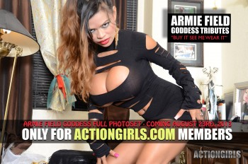 Armie Field - Actiongirls - Beautiful Asian Cutey with HUGE Implants