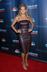 Heidi Klum - 'America's Got Talent' Season 8 Red Carpet Event in NYC 8/28/13