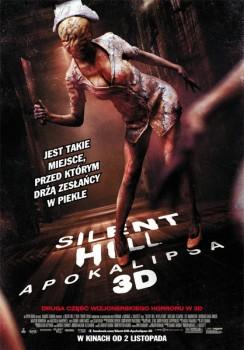 Polski plakat filmu 'Silent Hill: Apokalipsa'