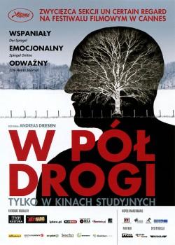 Przód ulotki filmu 'W Pół Drogi'