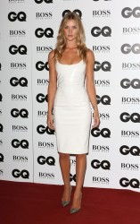 Rosie Huntington-Whiteley - GQ Men of the year Awards in London 9/3/13