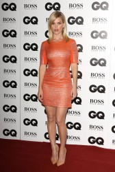 Alice Eve - GQ Men of the Year Awards in London 9/3/13