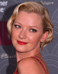 Gretchen Mol - Boardwalk Empire Season 4 Premiere in NY 9/3/13