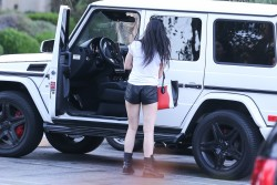 Kylie Jenner - Out in Calabasas 9/3/13