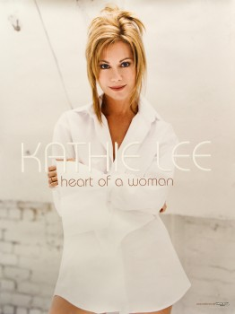 KATHIE LEE GIFFORD hot poster - Heart of a Woman - [Boones HD Photo]