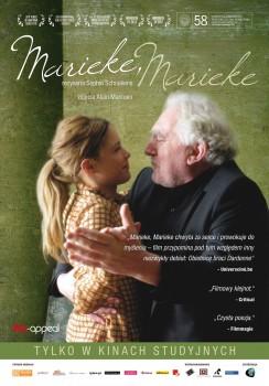 Polski plakat filmu 'Marieke, Marieke'