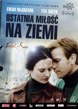 Przód ulotki filmu 'Ostatnia Miłość Na Ziemi'