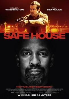 Polski plakat filmu 'Safe House'