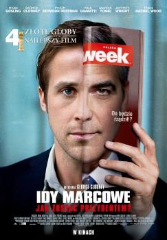 Polski plakat filmu 'Idy Marcowe'
